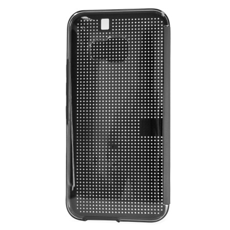 was very official htc one m9 dot view case onyx black have proximity
