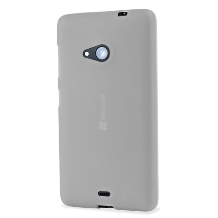 FlexiShield Microsoft Lumia 535 Case - Clear