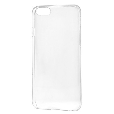 total protection iphone 6s / 6 case & screen protector pack - clear