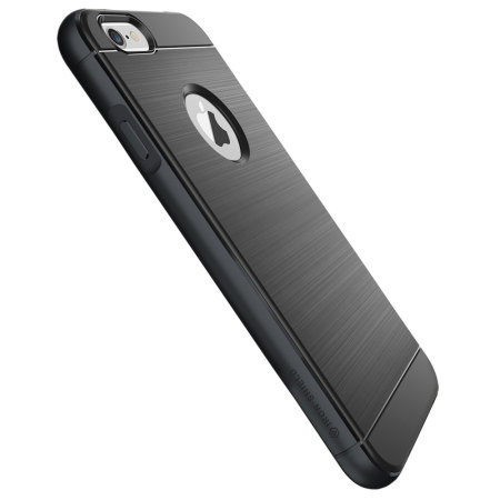 another chance a2713 92d4e Verus Iron Shield iPhone 6S / 6 Case - Steel Silver