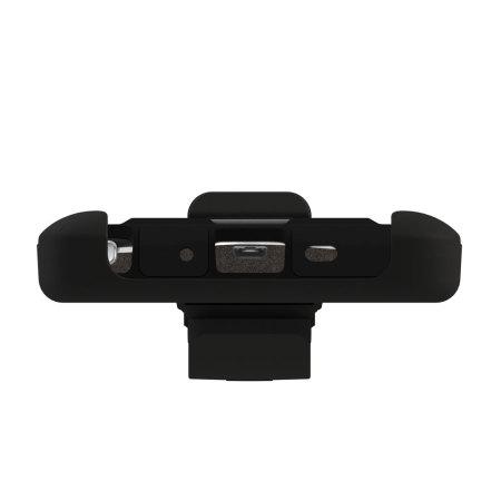 Seidio DILEX Pro Combo Samsung Galaxy Note 4 Holster Case - Black