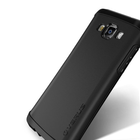 Verus Hard Drop Samsung Galaxy A7 2015 Case - Charcoal Black