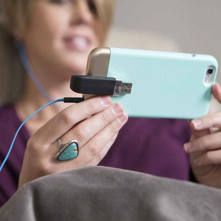 Leef iBridge 64GB Mobile Storage Drive for iOS Devices - Black