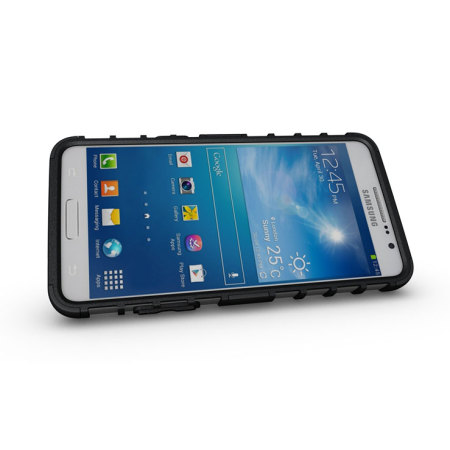 ArmourDillo Samsung Galaxy Grand Prime Protective Case - Black