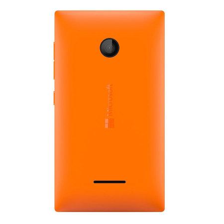 SIM Free Microsoft Lumia 435 Unlocked - Orange