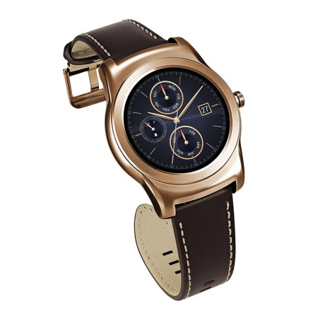 LG Watch Urbane for Android Smartphones - Gold