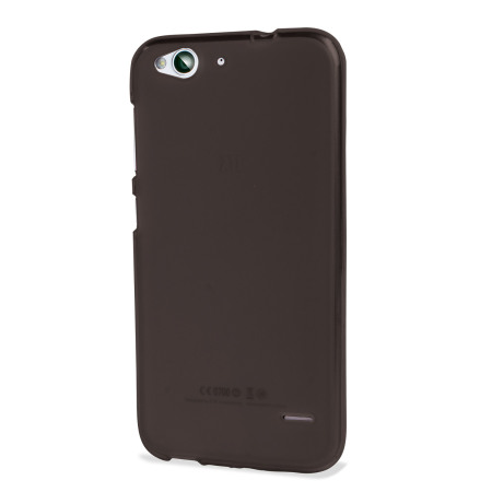 FlexiShield ZTE Blade S6 Case - Smoke Black