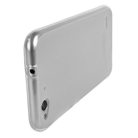 FlexiShield ZTE Blade S6 Case - Frost White