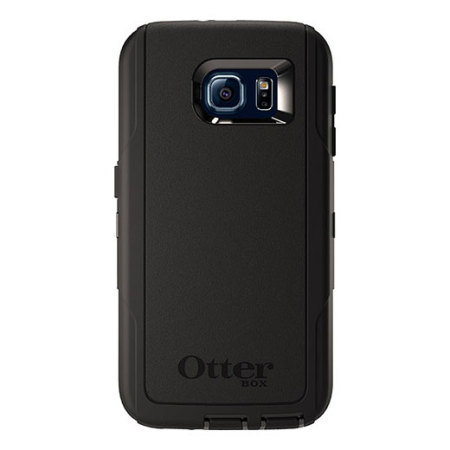 otterbox defender series samsung galaxy s6 case black