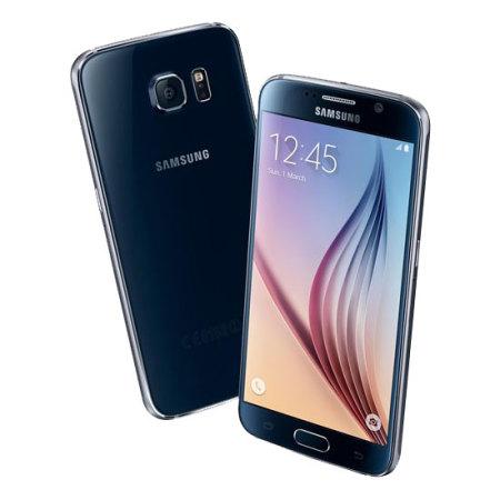 SIM Free Samsung Galaxy S6 Unlocked - 32GB - Black