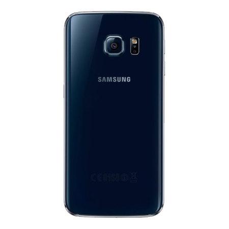 SIM Free Samsung Galaxy S6 Edge Unlocked - Black 32GB