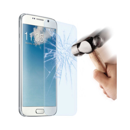 Android Apps muvit anti shock tempered glass samsung galaxy s6 screen protector have