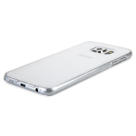 Olixar Polycarbonate Samsung Galaxy S6 Shell Case - 100% Clear
