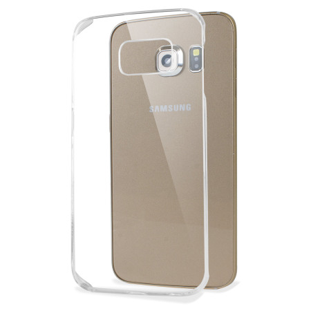 Olixar Polycarbonate Samsung Galaxy S6 Edge Shell Case - 100% Clear