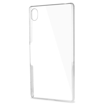Olixar Polycarbonate Sony Xperia Z3+ Shell Case - 100% Clear