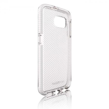 Tech21 Evo Check Samsung Galaxy S6 Case - Clear/White