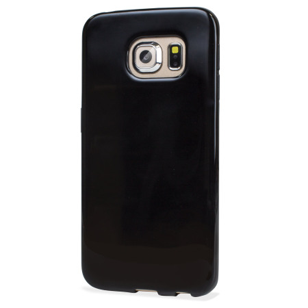 flexishield samsung galaxy s6 gel case black