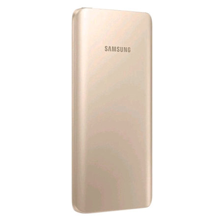 Samsung Portable 5,200mAh Battery Pack - Gold