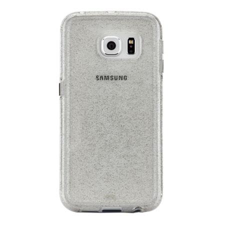 Case-Mate Sheer Glam Samsung Galaxy S6 Edge Case - Champagne