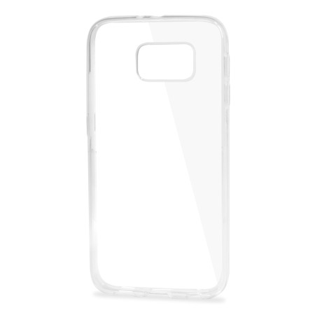 FlexiShield Samsung Galaxy S6 Gel Case - 100% Clear