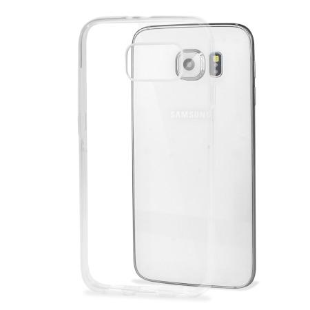 phone has srs flexishield samsung galaxy s6 gel case 100% clear internal storage