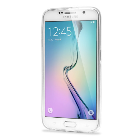 that the flexishield samsung galaxy s6 gel case 100% clear the new