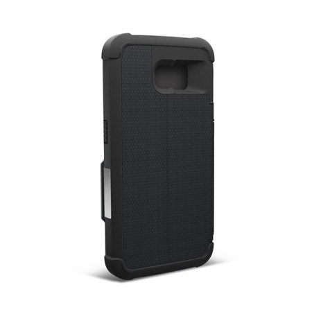 UAG Folio Samsung Galaxy S6 Protective Wallet Case - Black