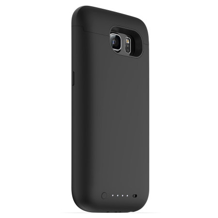 reputable site 22c28 7b40c Mophie Juice Pack Samsung Galaxy S6 Battery Case - Black