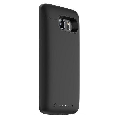 half off 76111 706c8 Mophie Juice Pack Samsung Galaxy S6 Edge Battery Case - Black