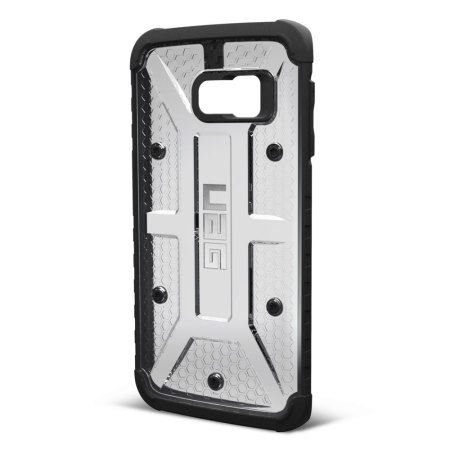 UAG Samsung Galaxy S6 Edge Protective Case - Maverick - Clear