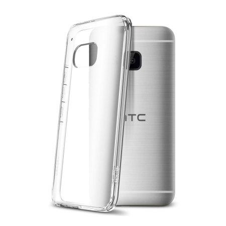 Spigen Ultra Hybrid HTC One M9 Case - Crystal Clear