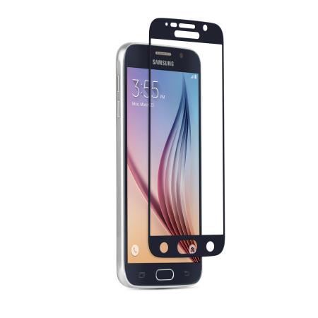 Moshi iVisor Samsung Galaxy S6 Glass Screen Protector - Black