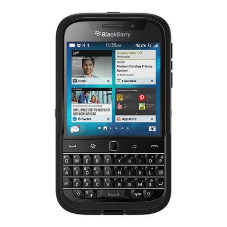 OtterBox Defender Series BlackBerry Classic Tough Case - Black