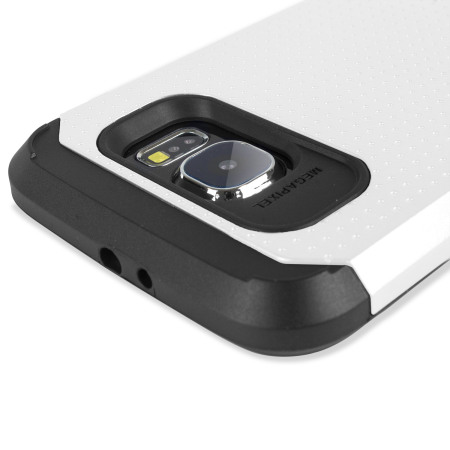 Olixar ArmourShield Samsung Galaxy S6 Case - White