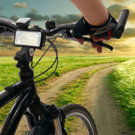 DiCAPac Action Bike Mount