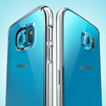 Rearth Ringke Slim Samsung Galaxy S6 Case - Clear