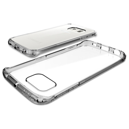 spigen ultra hybrid samsung galaxy s6 edge case crystal clear standard