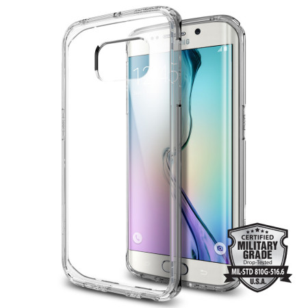 spigen ultra hybrid samsung galaxy s6 edge case crystal clear the articles are