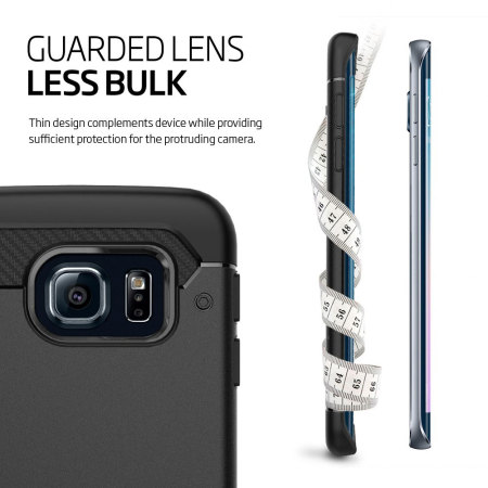 thought spigen ultra rugged capsule samsung galaxy s6 edge tough case said