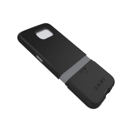 Seidio SURFACE Combo Samsung Galaxy S6 Holster Case - Black