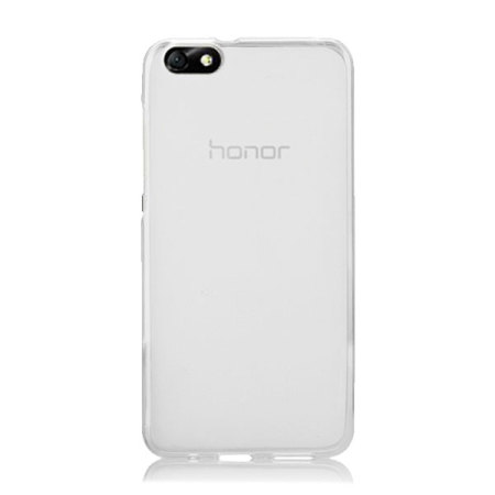 FlexiShield Huawei Honor 4X Gel Case - White