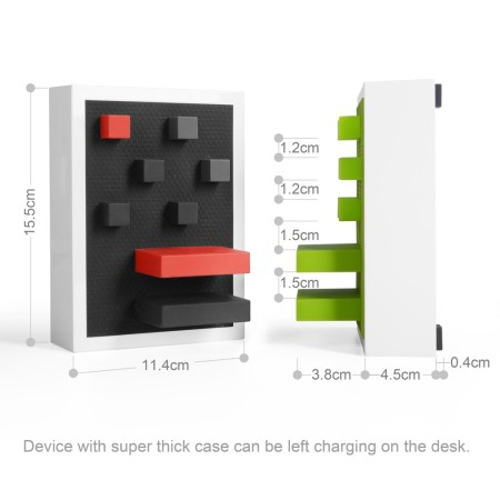 Avantree PowerHouse High Power Desk USB Charging Station