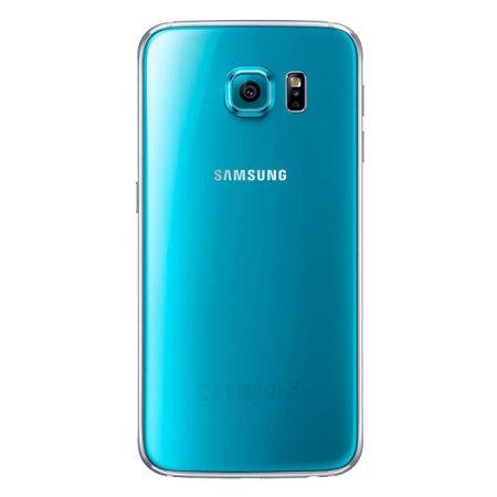SIM Free Samsung Galaxy S6 Unlocked - 32GB - Blue