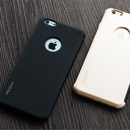 ROCK Dr.V iPhone 6S Plus / 6 Plus View Case - Black