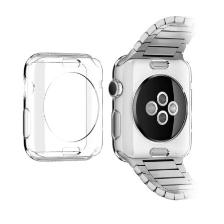 Spigen Liquid Crystal Apple Watch 3 / 2 / 1 Shell Case (42mm) - Clear