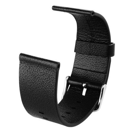 Baseus 38mm Apple Watch Series 3 / 2 / 1 Genuine Leather Strap - Black