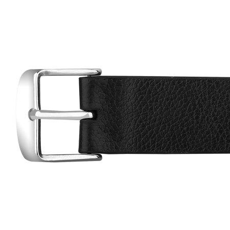 Baseus 42mm Apple Watch Series 2 / 1 Genuine Leather Strap - Black