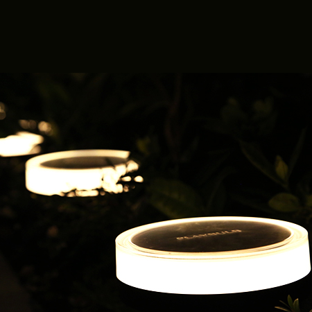 MiPow Playbulb Garden Solar LED Light - 5 Pack