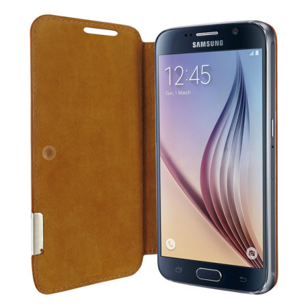also piel frama framaslim samsung galaxy s6 leather case tan may give some