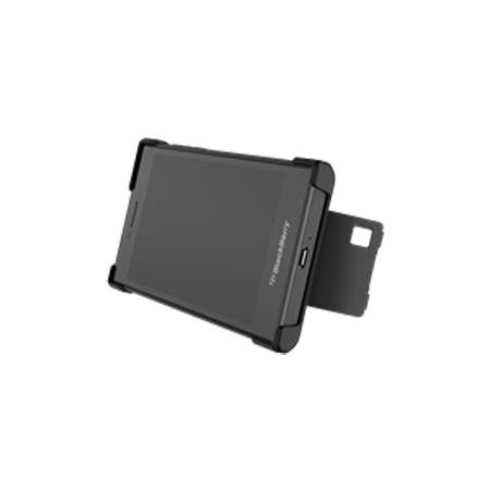 Official Blackberry Leap Flex Shell Case - Black